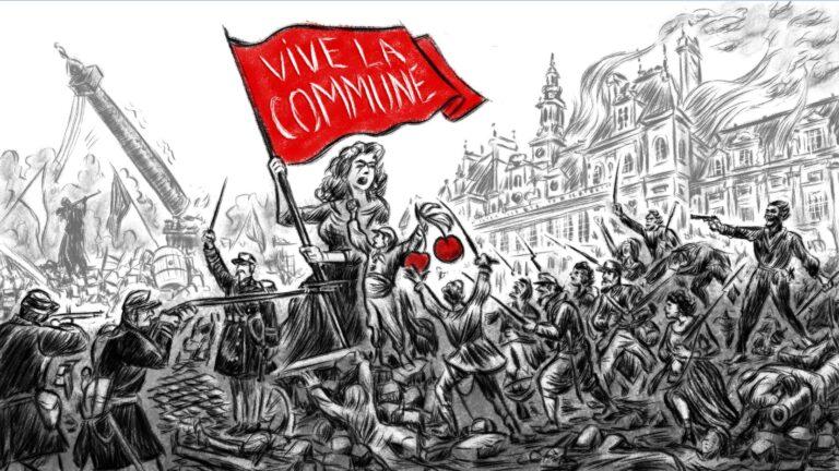 LA COMMUNE, L'ART ET L'ORDRE