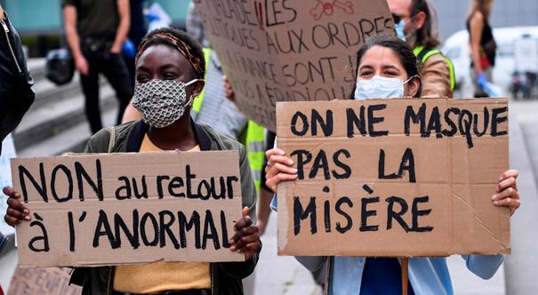 CHASSÉE PAR LA CRISE, L'AUSTÉRITÉ REVIENT PAR LA GRANDE PORTE